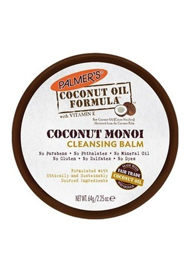 Palmers Coconut Oil Formula Cleansing Balm 64Gr Renksiz
